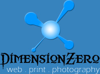 DimensionZero Web Services